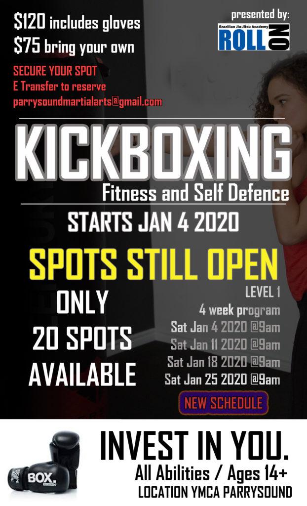 kickboxing parrysound final