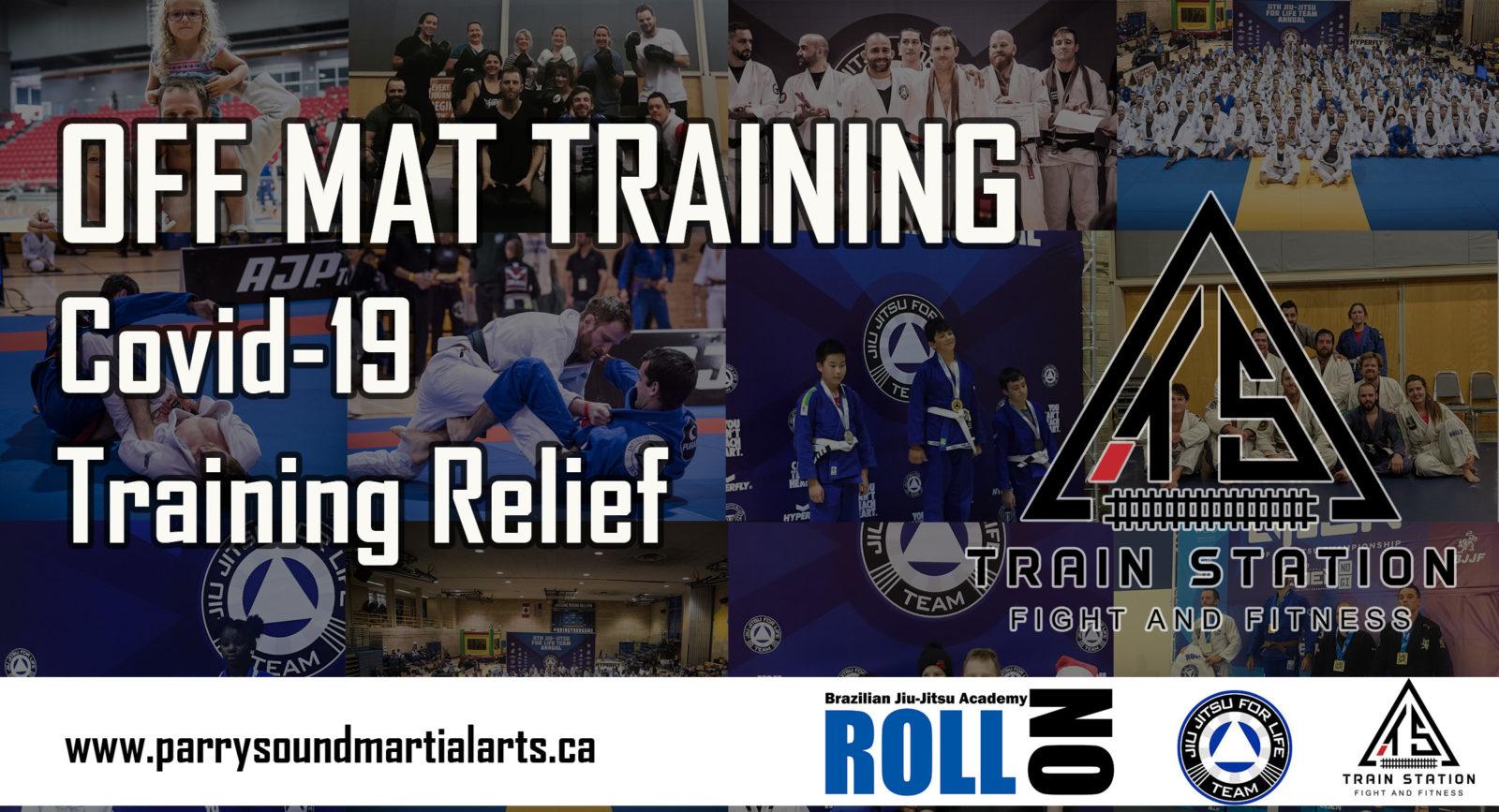 training brazilian jiu jitsu in covid 19